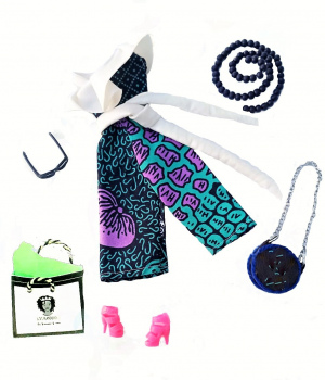Luvuthando Dolls Fashion Pack 2 with Accessories